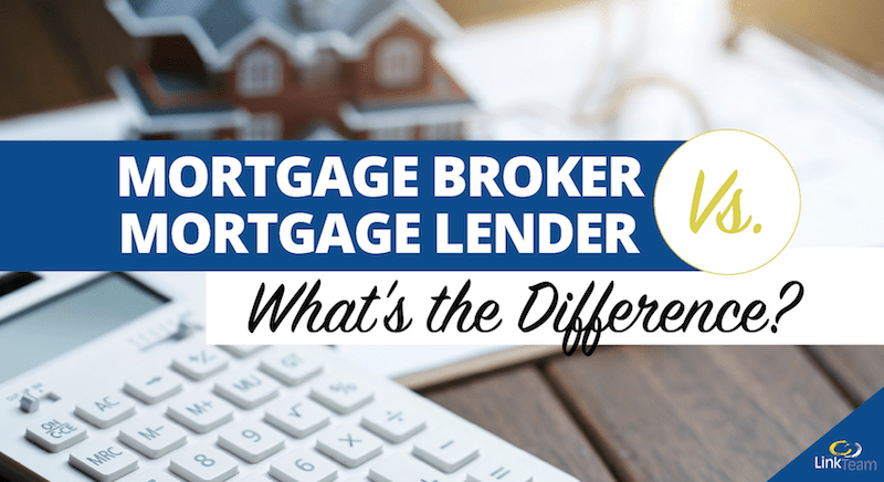 mortgage broker vs mortgage lender what s the difference